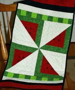 watermelon quilt
